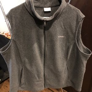 Columbia Vest Grey 3x